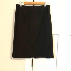Apt. 9 Black Pencil Skirt